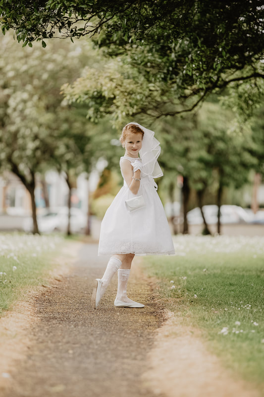 Bubbly dot photography, your First Holy Communion photographer in Ireland