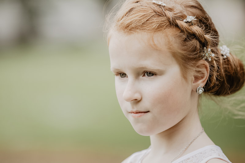 First Communion Photographer Bubbly Dot in Dublin, Carlow, Kildare, Kilkenny, Wicklow
