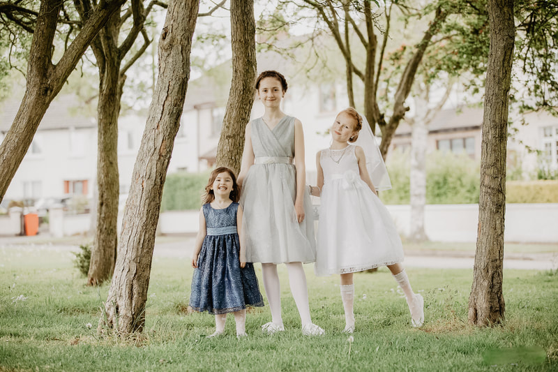 First Communion Photographer in Dublin, Carlow, Kildare, Kilkenny, Wicklow, Meath