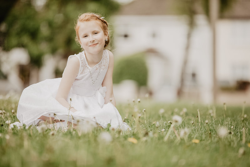 First Communion Photographer in Dublin, Carlow, Kildare, Kilkenny, Wicklow